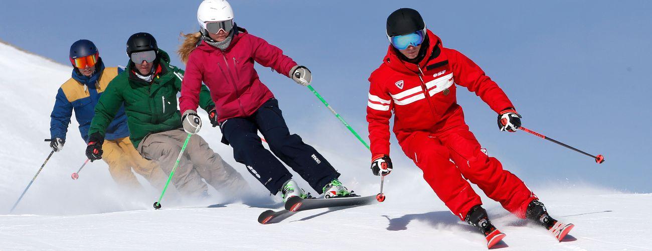 Leçons particulières de ski ou snowboard en Corse