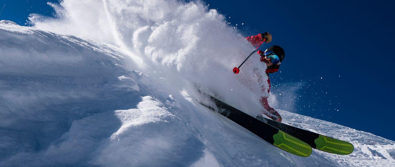 Moniteur ESF Tignes Les Brévières en ski hors-piste