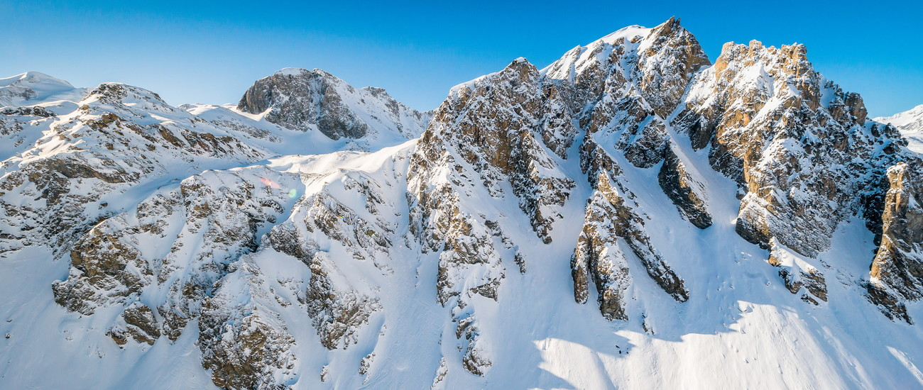 Plan Your Stay With The Map Of The Slopes Esf Tignes Val