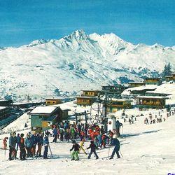 Front de neige 1970